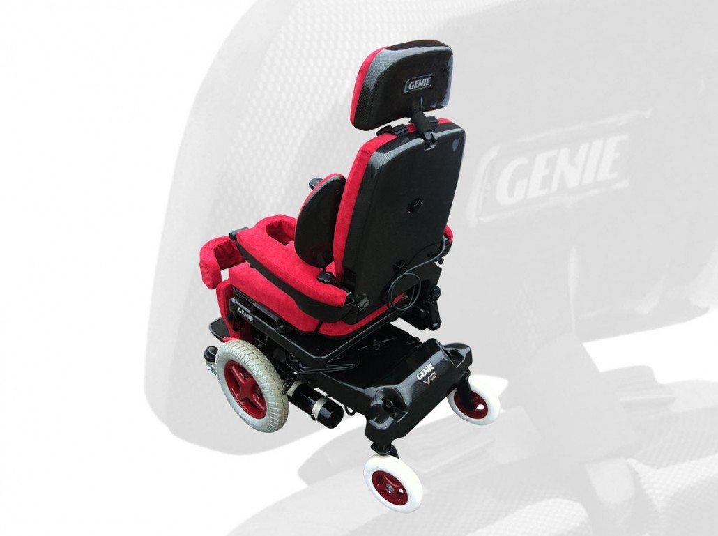 Genie V2 Standing Wheelchair Genie Wheelchairs